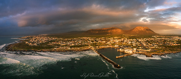 The Town of Gansbaai